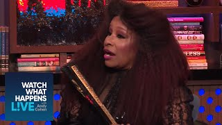 Chaka Khan & Ariana Grande's Collaboration | WWHL