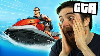 BETTER THAN A JET SKI? | GTA 5 Races