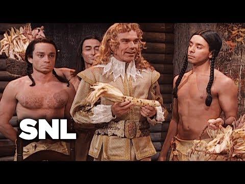 Festive Thanksgiving  SNL