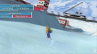 MTV Sports: Pure Ride PS1 Gameplay HD