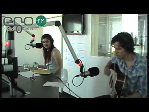 A Fine Frenzy - Blow Away - live & unplugged (egoFM)