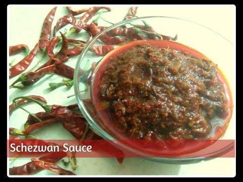 Schezwan Sauce  Homemade Shezwan Sauce  By Ambrosia