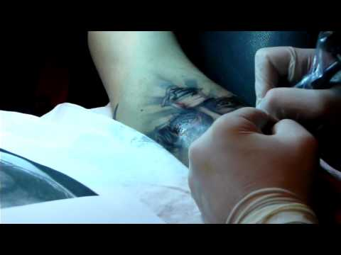 CDSM tattoo татуировка