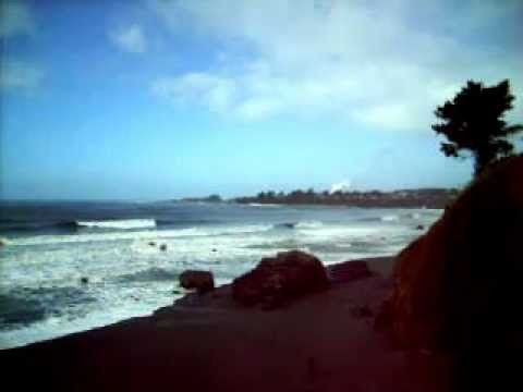 Japan's Tsunami effect on the West Coast of The U.S.March11,2011 Brookings,Or. 11:00am
