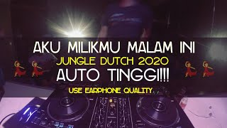 🔴[LIVE DJ] AKU MILIKMU MALAM INI JUNGLE DUTCH 2020 [ DJ GRC ] #jungledutch2020