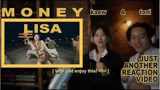 Download Kaew & Toni REACTION Lisa - 'MONEY' Exclusive Performance Video!