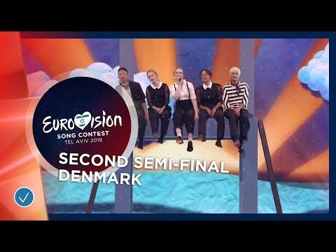 Leonora - Love Is Forever - Denmark -  - Second Semi-Final - Eurovision 2019