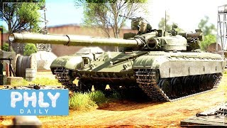 T-64B GAMEPLAY: When BIAS Is Not BIAS Enough ))) (War Thunder 1.77 Update)