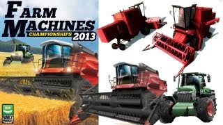 Farm Machines Championships 2013 Gameplay PC HD