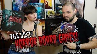 Top 10 Horror Board Games