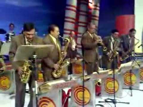 """Orquesta Carlos Campos """"Fru-Fru"""""""