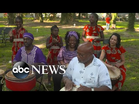 Descendants Reflect On Painful Past Of Slavery On The 400th Anniversary