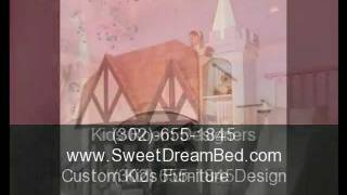 Kids Beds | Kids Furniture | Childrens Bedroom Furniture | Girls Furniture