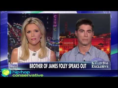 Exclusive - James Foley's brother speaks out