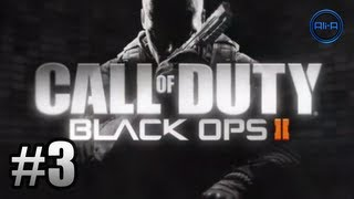 Call of Duty: Black Ops 2 Walkthrough Part 3 - Campaign Mission 3 Gameplay