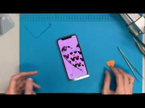 Замена дисплея IPhone 11 Pro / Replacement IPhone 11 Pro Screen