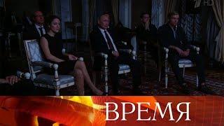 Владимир Путин посмотрел новый фильм «Легенда оКоловрате».