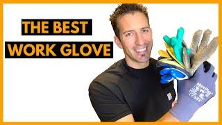 The Best Work Gloves