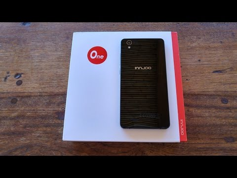 UNBOXING: Innjoo One