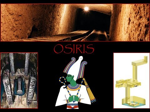 Opening Of The Lost Tombs: The Tomb of Osiris (original FULL program)