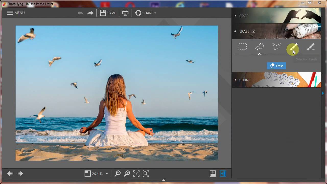 inpixio photo eraser gratuit