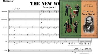 The New World (Brass Quintet Arrangement)
