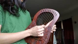 Beautiful Harp [Lyre] from eBay ($85)
