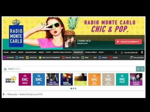 Changhong Radio Monte Carlo Spot