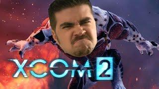 AngryJoe Plays XCOM 2!