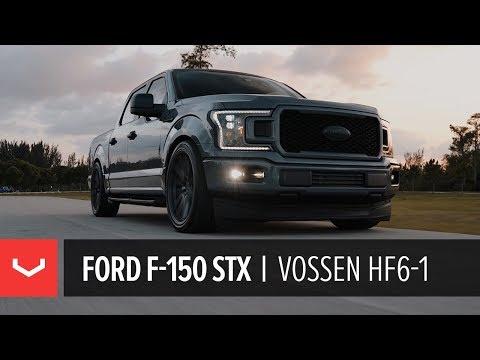 Ford F-150 STX | Vossen Hybrid Forged HF6-1 6-Lug Wheel