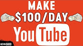 Make $100 Per Day On YouTube Without Making Any VideosMake Money Online