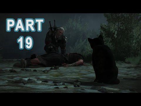 "the-witcher-3:-hearts-of-stone-dlc---part-19-|-""scenes-from-a-marriage""-a-black-dog-and-cat"