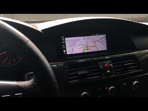 BMW E60/e90/e70 Android обзор