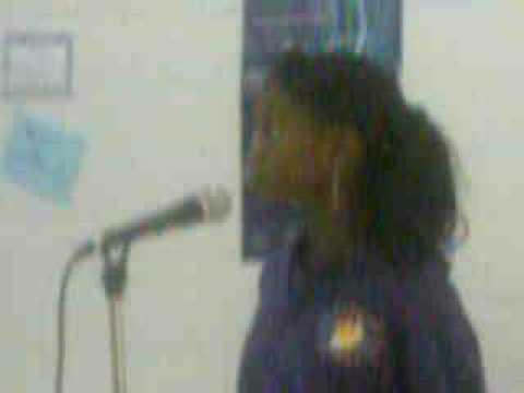 Mizz Paige Singing