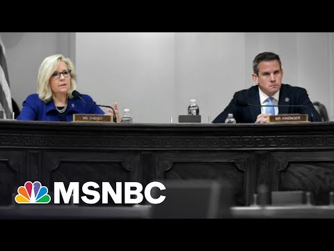 Trump Loyalists Want Liz Cheney And Adam Kinzinger Out Of GOP Caucus