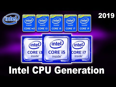 Intel Processor (CPU) Generation Explained | CPU Micro-Architecture, Chipset, Processors Update