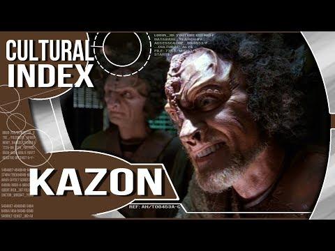 KAZON: Cultural Index