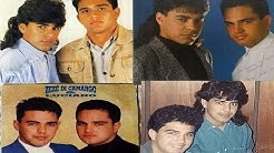 Zezé Di Camargo e Luciano das Antigas ● SÓ as Melhores ● LPs de 1991,1992,1993