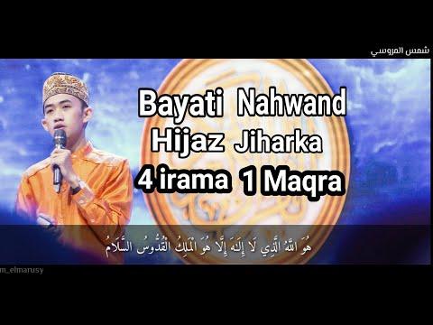 Download Lagu Surah Al Hasyr by Syam (4 irama murottal dalam satu maqra)