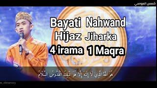 Surah Al Hasyr by Syam (4 irama murottal dalam satu maqra)