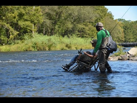 Oklahoma Fly Fisher, giving back through fly fishing and Project Healing Waters