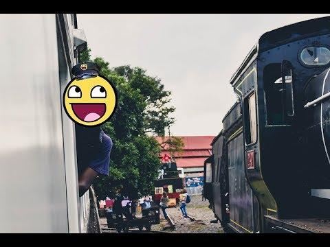 Kenya Railways Museum Fun 1 Minute Vlog  : - Saibu - Forget X Marin Hoxha