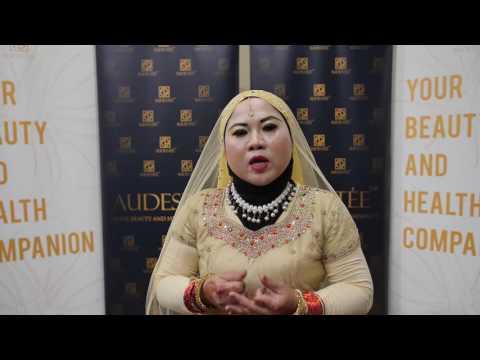 Testimoni 3 AUDESTÉE MALAYSIA