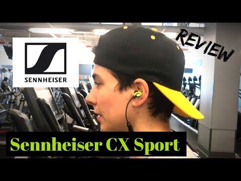 e976e05c424 Comfort and Clarity- Sennheiser CX Sport Wireless Earphones Review - YouTube