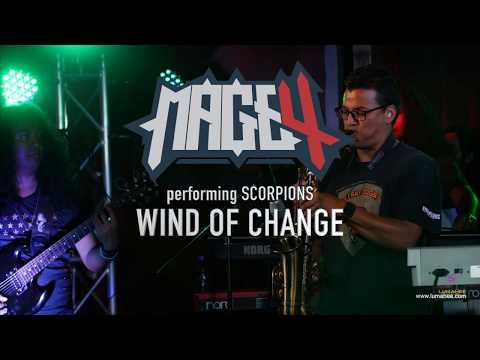 Mage 4 - Scorpions Cover - Wind Of Change