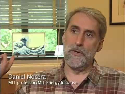 Daniel Nocera: MIT discovery primed to unleash solar revolution.mp4