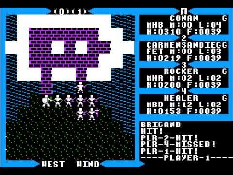 Apple II Longplay [004] Ultima III: Exodus (Part 1 of 6)