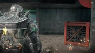 Fallout 4 | XBOX ONE MOD HOW TO FIND LIBERTY PRIME POWER ARMOR