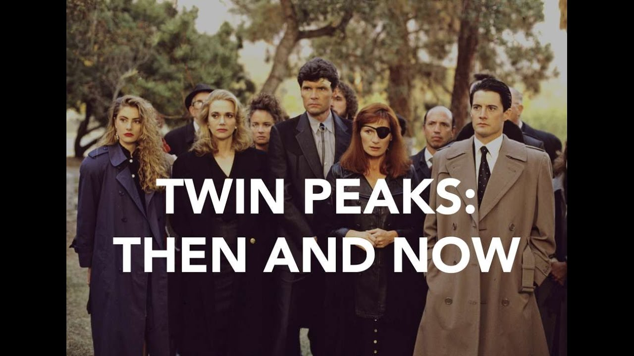 The actors of Twin Peaks then and now