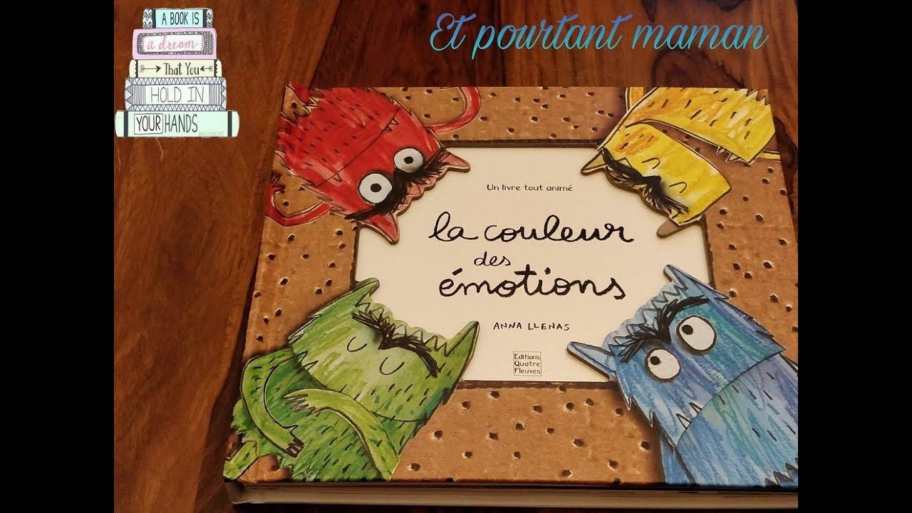 Presentation Et Critique Litterature Jeunesse La Couleur Des Emotions